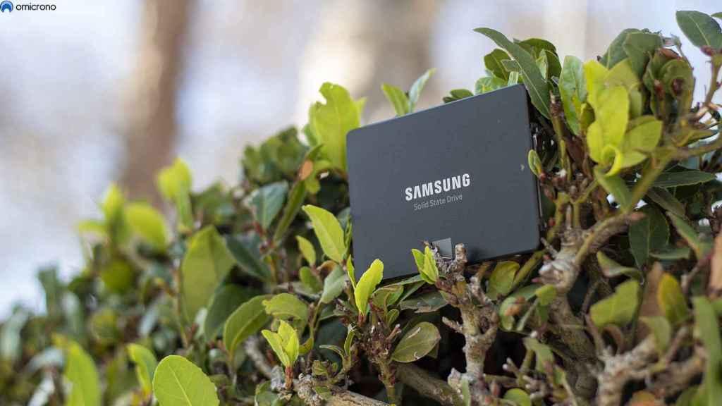El 870 EVO de Samsung es tremendamente recomendable.