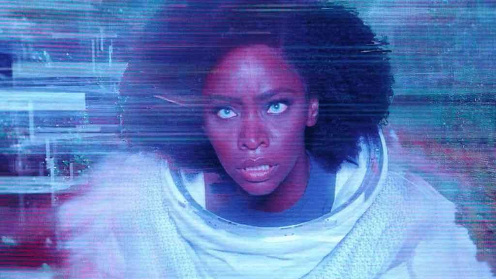 Monica Rambeau en el episodio 7 de 'Bruja Escarlata y Visión'.
