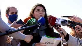 Macarena Olona (Vox) tras visitar al comisario Villarejo en Estremera.