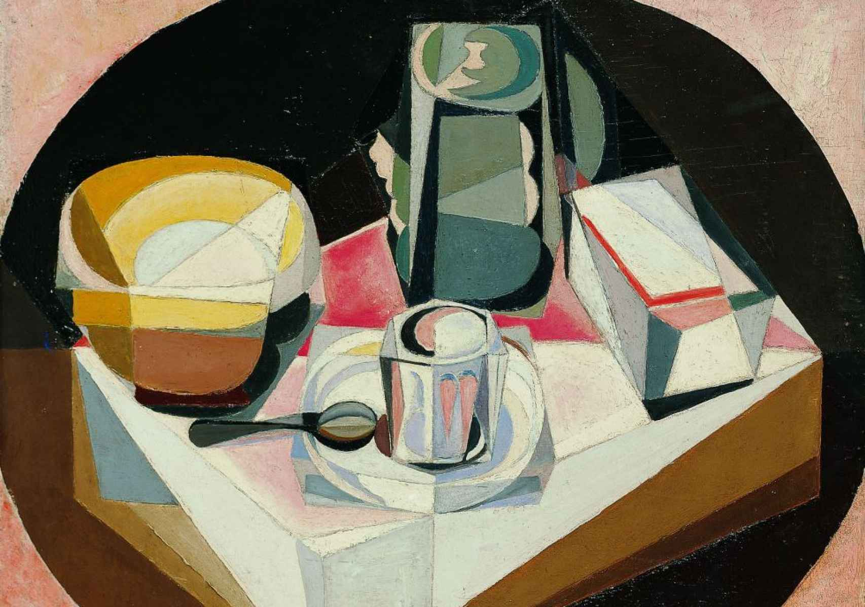 Una de las muchas obras que pintó María Blanchard.
