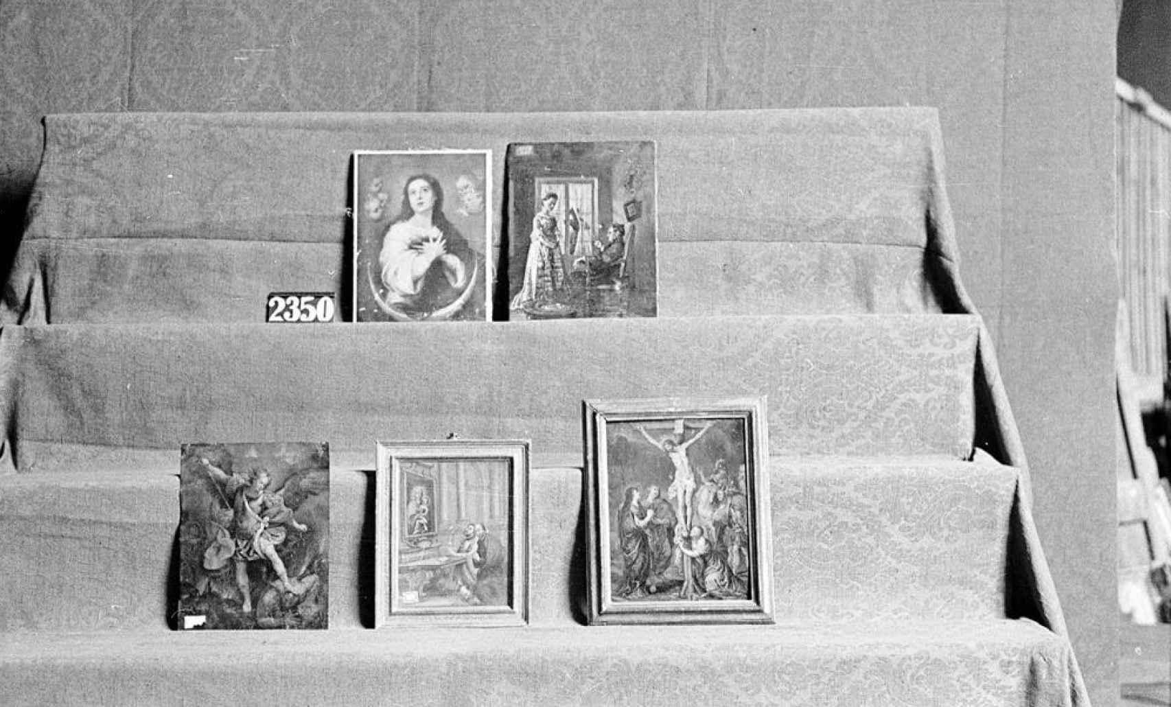 Una de las muestras organizadas por el Sdpan en el Palacio de Exposiciones del Retiro.