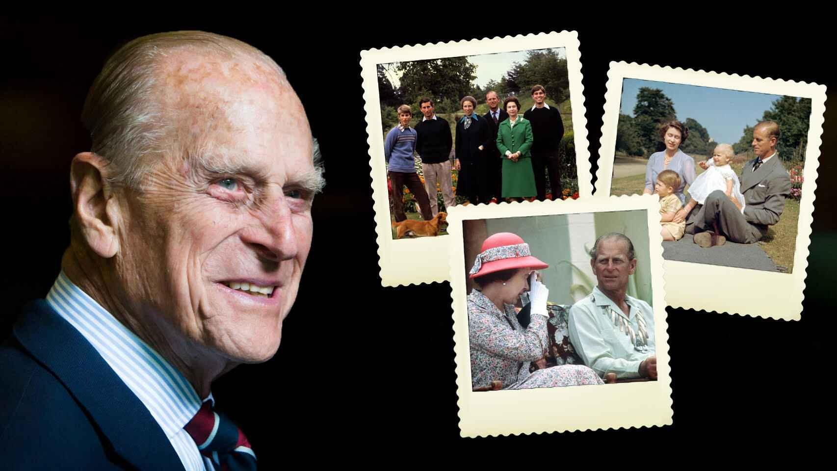 [NO PUBLICAR] El duque de Edimburgo, el consorte más longevo de la monarquía británica: su vida, en imágenes