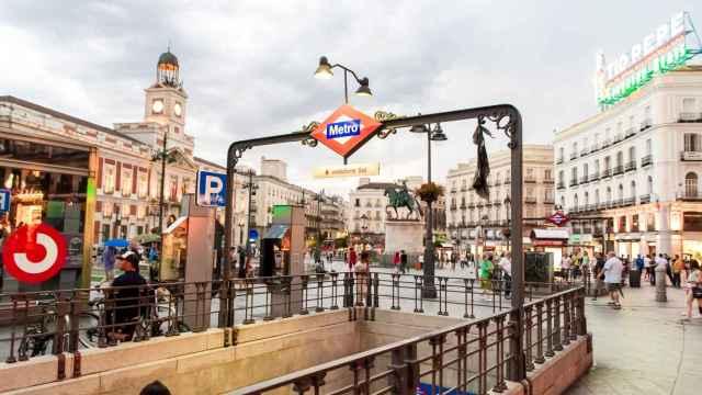 Las ciudades españolas en las que hay metro