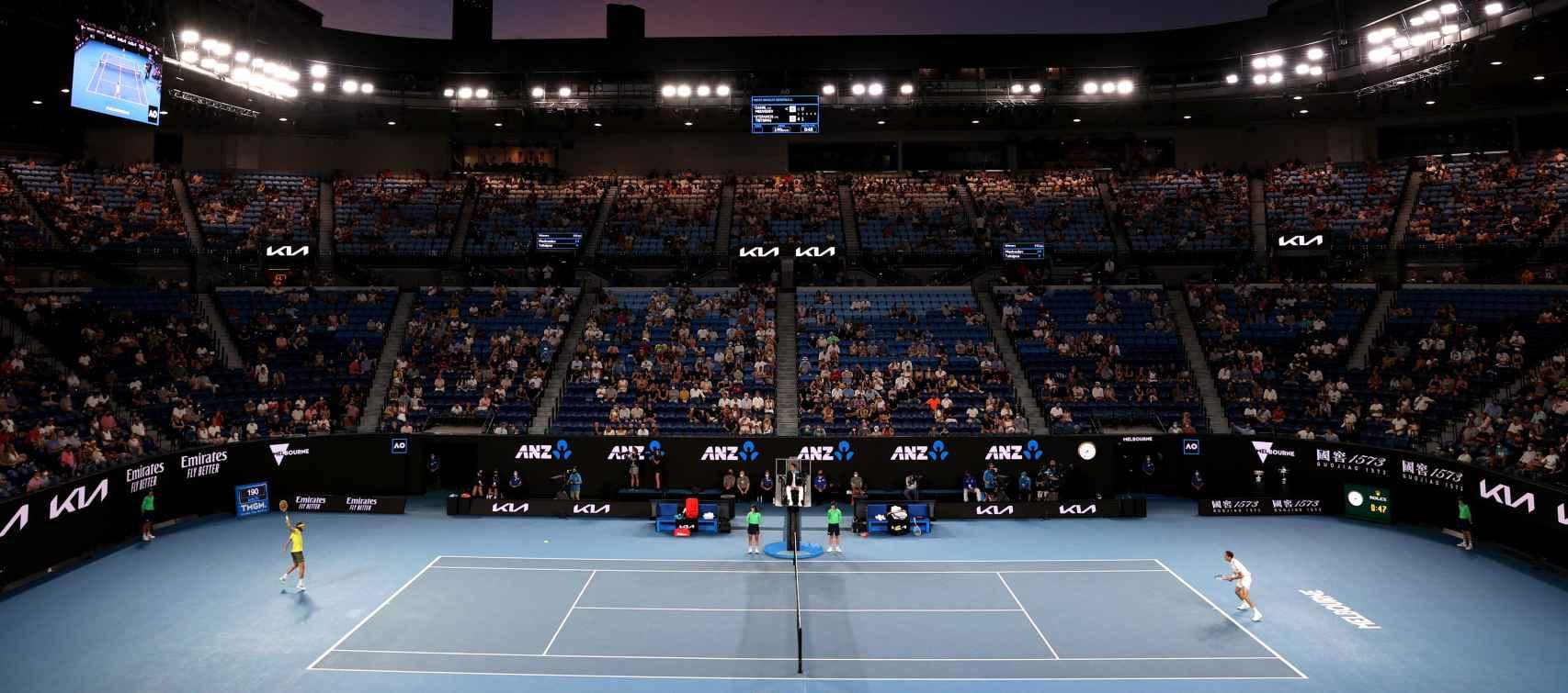 Jennifer Brady - Naomi Osaka: siga en directo la final femenina del Abierto de Australia