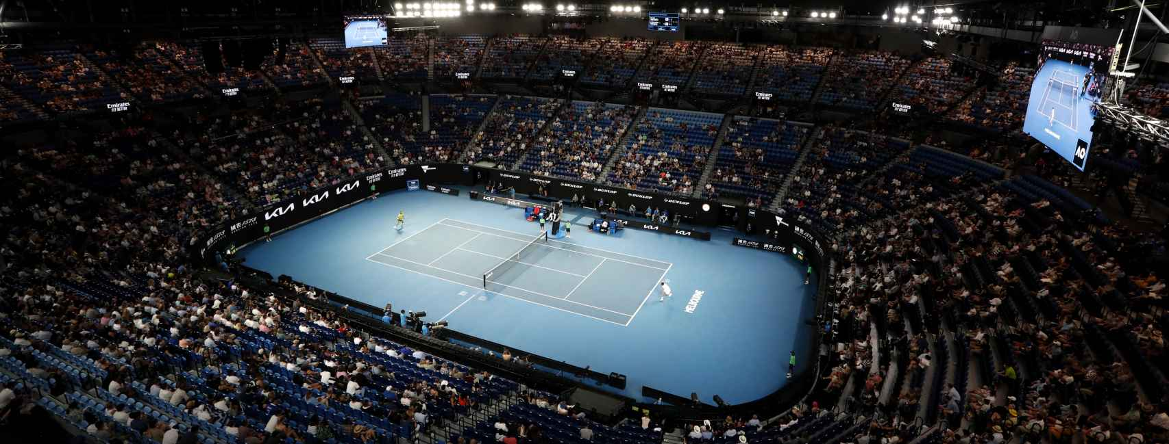 Novak Djokovic - Daniil Medvedev: siga en directo la final del Abierto de Australia