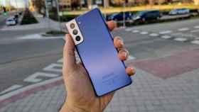 Samsung Galaxy S21, análisis: el único gama alta que es fácil de usar con una mano