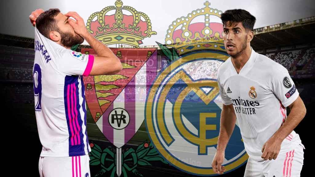 Previa Valladolid - Real Madrid