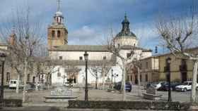 El Puente del Arzobispo (Toledo). Foto: Wikipedia