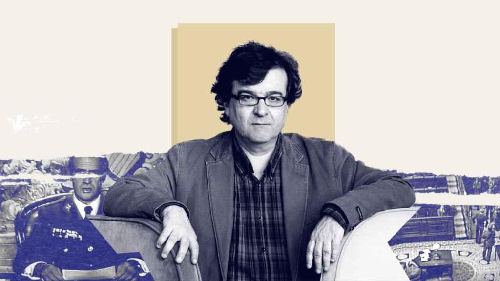 Javier Cercas, escritor y autor de Anatomía de un instante.