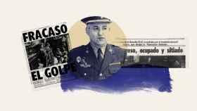 José Luis Cortina, alto mando del CESID cuando se produce el golpe del 23-F.
