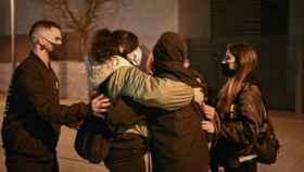 El juez decreta libertad provisional sin fianza de 8 detenidos en las protestas en Valencia por Hasél