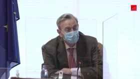 Antonio Burgueño, exasesor de la Comunidad de Madrid en materia de Covid-19.