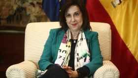 La ministra de Defensa Margarita Robles. EP
