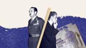El general Armada y Juan Carlos I.