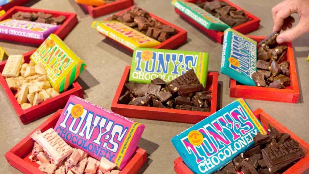 Tony's Chocolonely nació en 2005 para fabricar chocolate 100% 'libre de esclavos'.