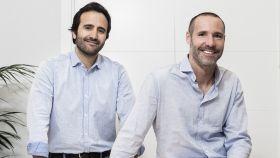 Álvaro Luna y Antonio Brusola, cofundadores de Housers.