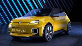 Prototipo que anticipa la llegada de un nuevo Renault 5.