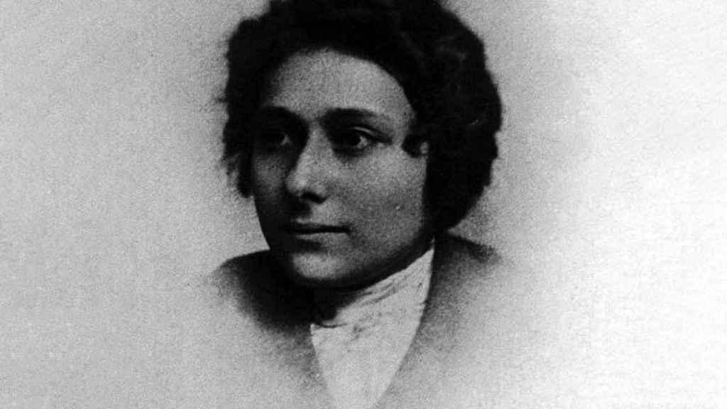 María Blanchard.