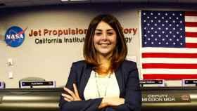 Diana Trujillo, directora de vuelo de Perseverance.