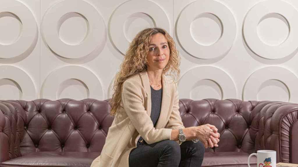 Patricia Benito, directora general de Openbank.