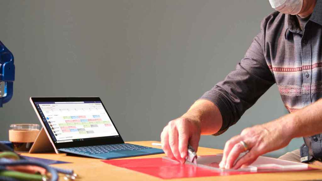 Microsoft Office 2021 está pensado principalmente para profesionales
