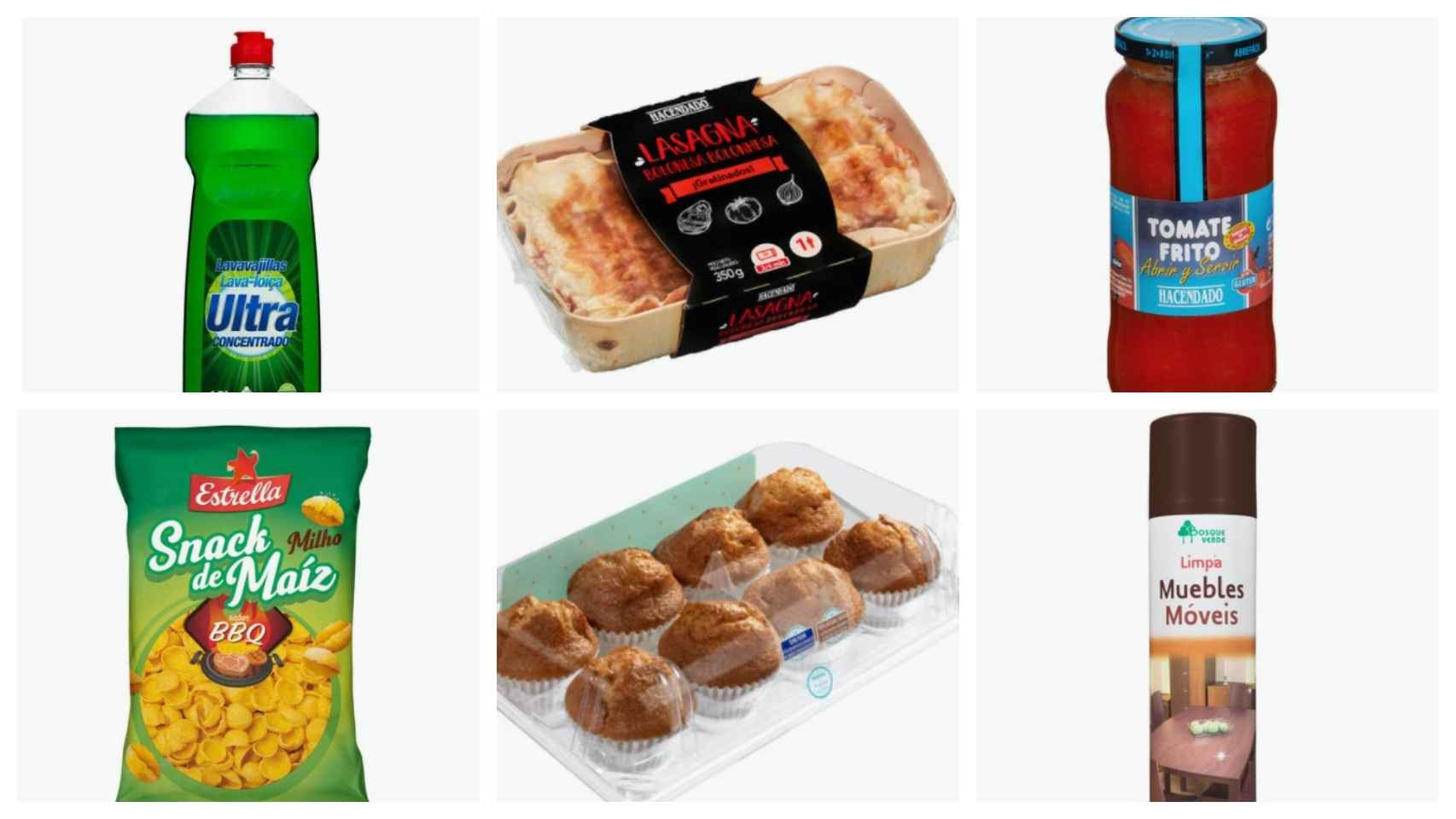 Dime qué producto de marca blanca de Mercadona compras y te diré quién lo fabrica: tomates, lasañas, frutas...