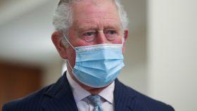 El príncipe Carlos en una imagen de archivo fechada en febrero de 2021.