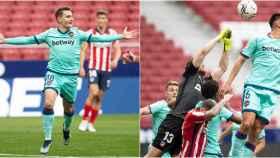 La locura de Oblak que condenó al Atleti: sube a rematar, pide penalti y encaja el segundo