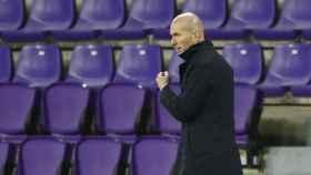 Zidane analiza en rueda de prensa la victoria del Real Madrid ante el Valladolid