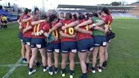 FOTO: Federación Española de Rugby (Twitter)