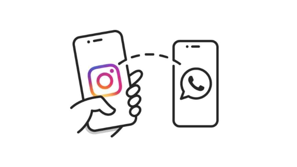 Instagram y WhatsApp están ahora más unidos