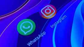 Apps de Instagram y WhatsApp