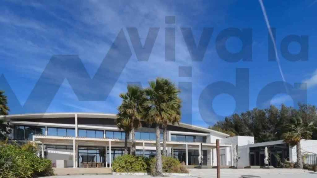 La nueva casa de Juan Carlos I, revelada por el programa 'Viva la Vida'.