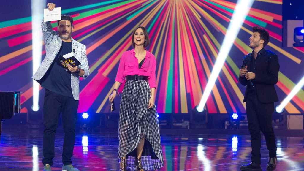 'Destino Eurovisión'