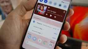 Android 12 será capaz de cambiar el color del sistema para combinar con tu fondo de pantalla