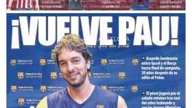 Portada Mundo Deportivo (21/02/21)
