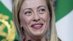 Giorgia Meloni.