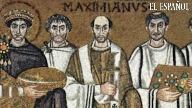 22-02-2021 San Maximiano de Rávena