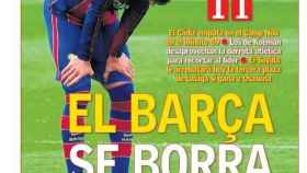 La portada del diario AS (22/02/2021)