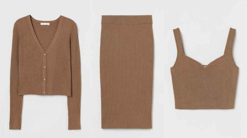 Así son las prendas de H&M por las que ha optado Tamara Falcó en s último' look'
