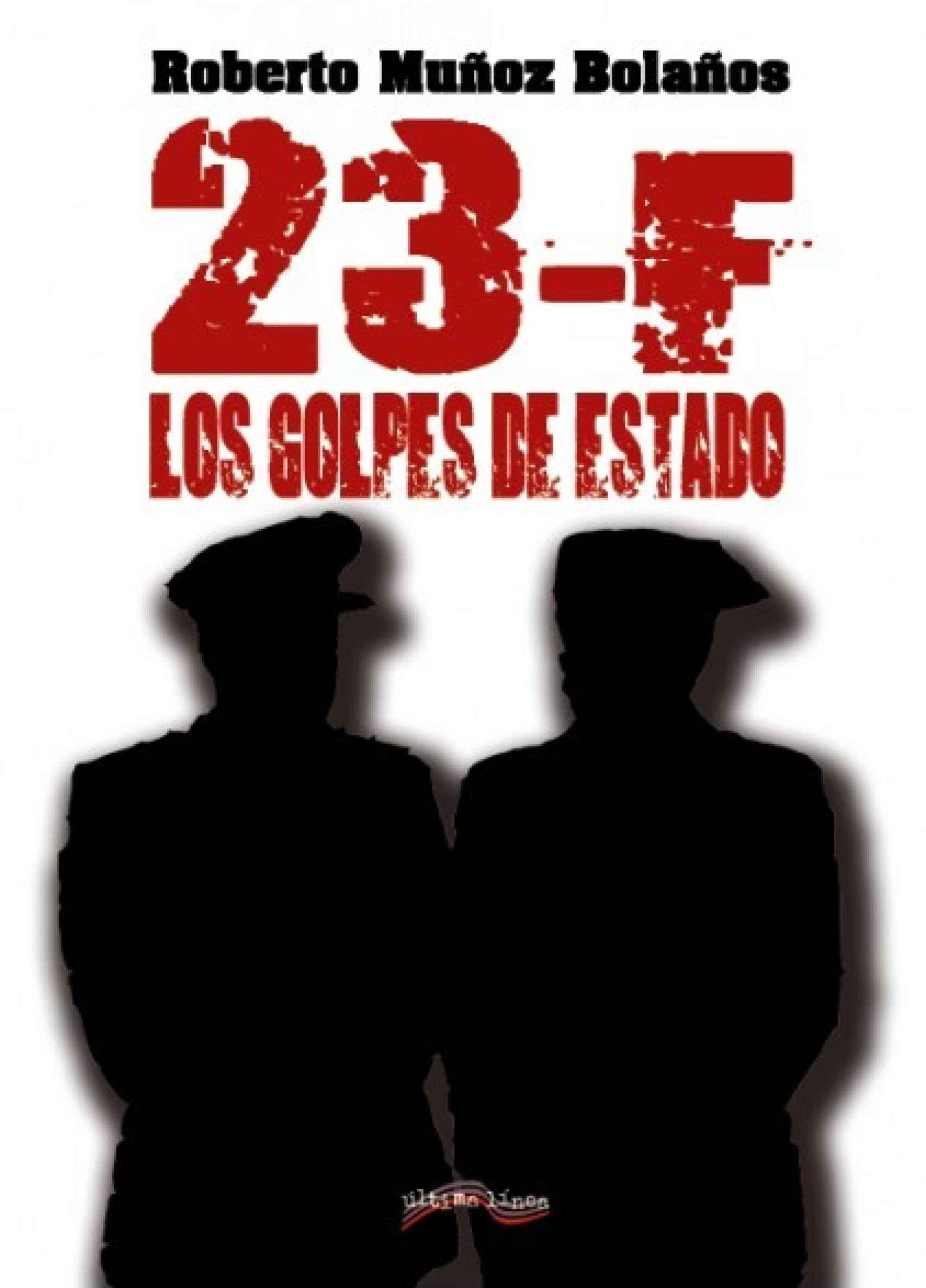 Cover of '23 -F: coups d'état '.
