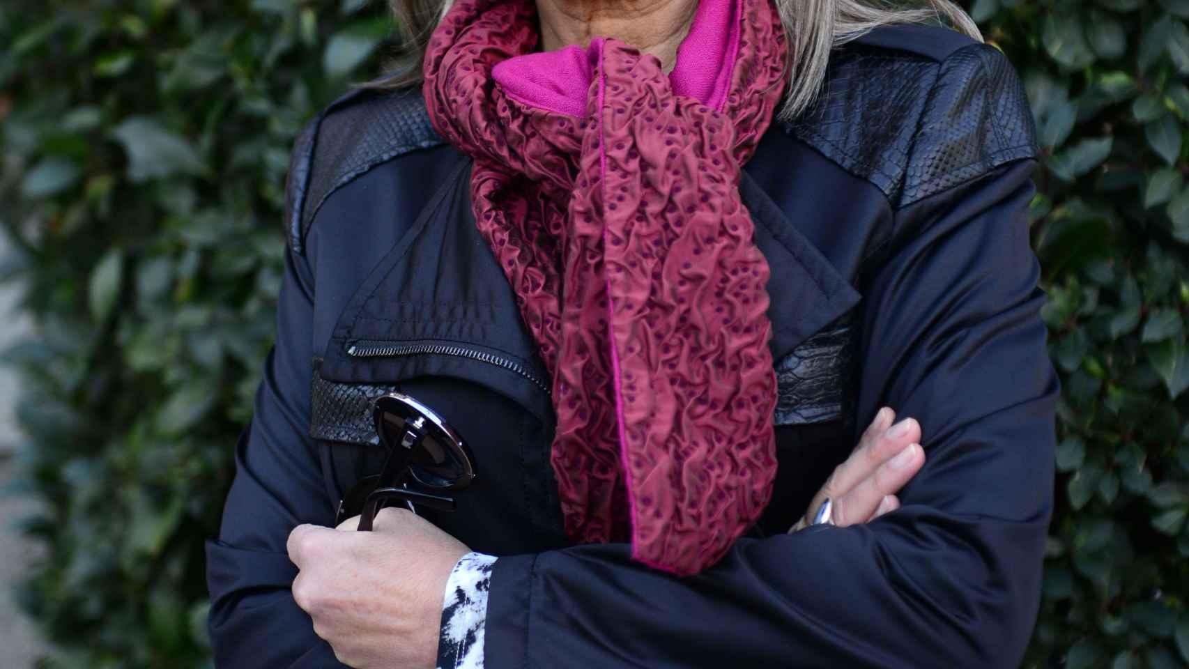 Julia Otero en una imagen de archivo.