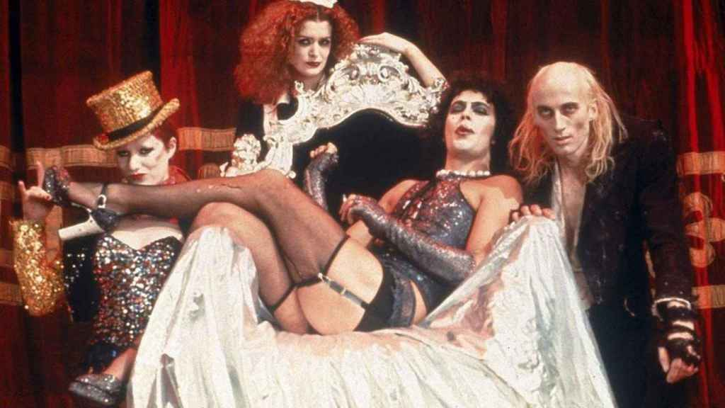 'The Rocky Horror Picture Show'.