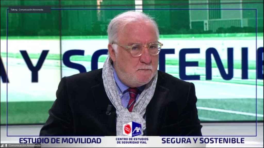 Pere Navarro, director de la DGT.