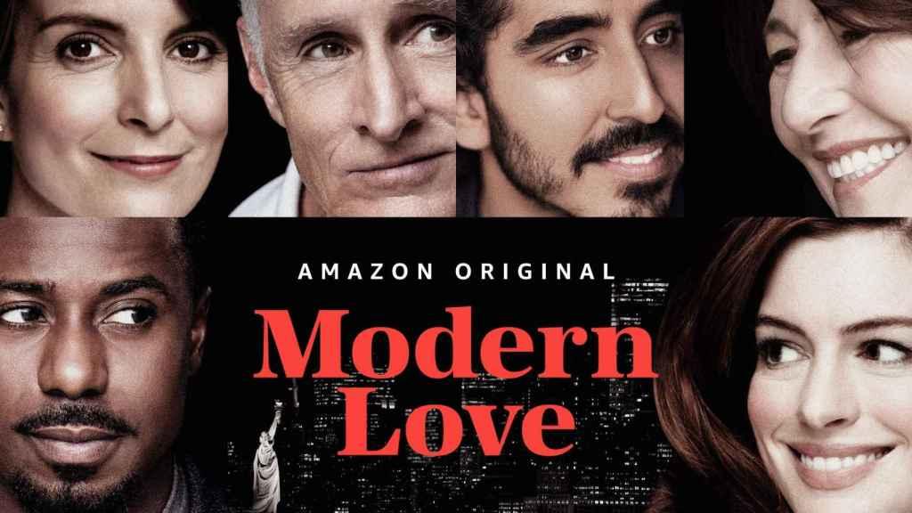 Imagen promocional de la primera temporada de 'Modern Love'