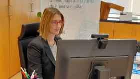 La concejal del área, Mari Carmen de España.