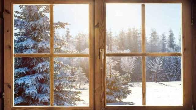 La madera transparente.