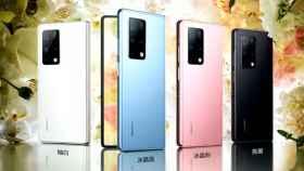 Nuevo Huawei Mate X2: especificaciones, fotos, precio…