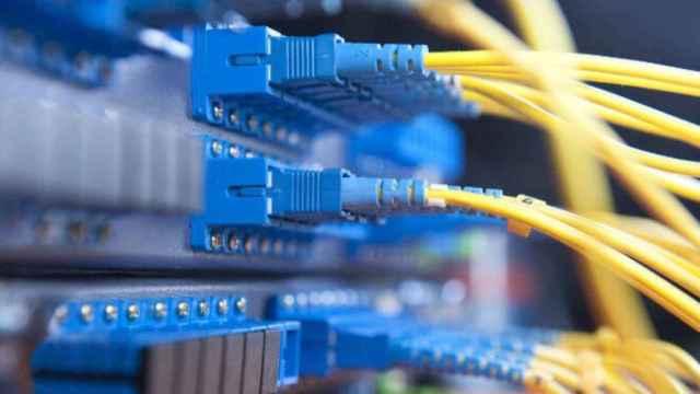 Banda ancha. Imagen de archivo