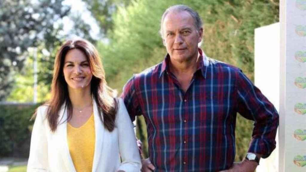 Bertín y Fabiola, en una imagen de archivo de Europa Press.